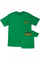 Creature T-Shirts Batty kellygreen Vorderansicht