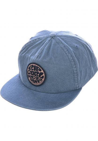 Rip Curl Caps Washed Wetty SB navy vorderansicht 0566599