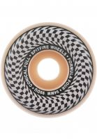 Spitfire Rollen Formula Four Check Conical Full 99A white vorderansicht 0134435