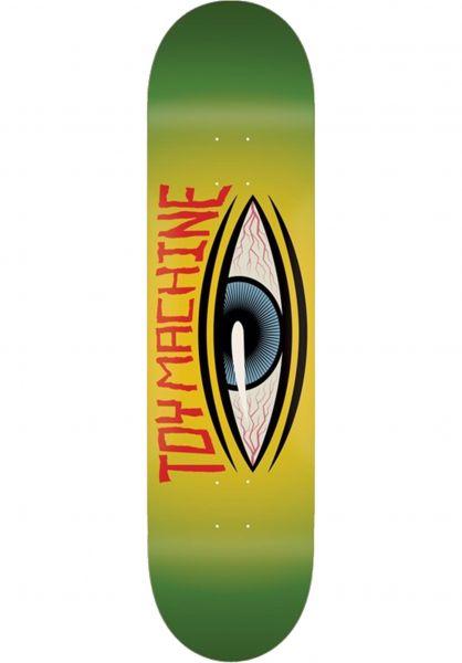 Toy-Machine Skateboard Decks Future multicolored vorderansicht 0264479