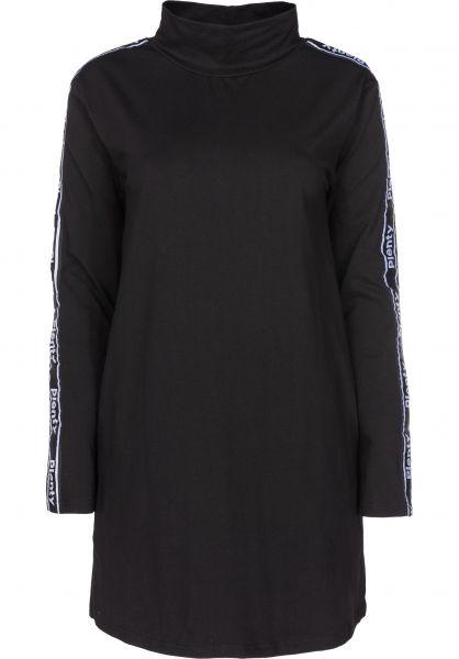 Plenty Humanwear Kleider Andrea black vorderansicht 0801353