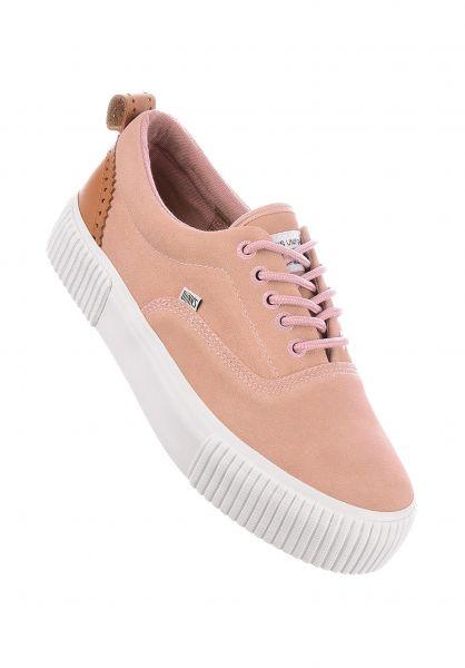 Djinns Alle Schuhe Sub Age Dapper rose-white Vorderansicht
