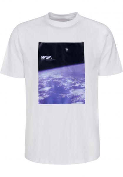 Habitat T-Shirts x NASA Solitude white vorderansicht 0321020