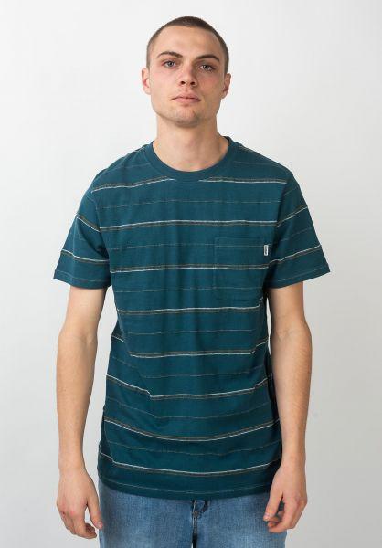 Wemoto T-Shirts Fergus atlantic-green vorderansicht 0399610