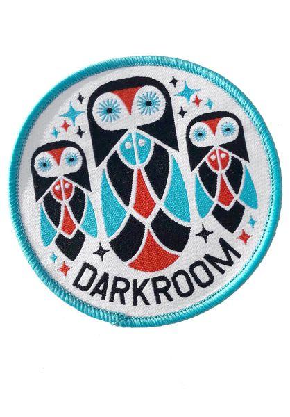 Darkroom Verschiedenes Ibis Patch white vorderansicht 0972256