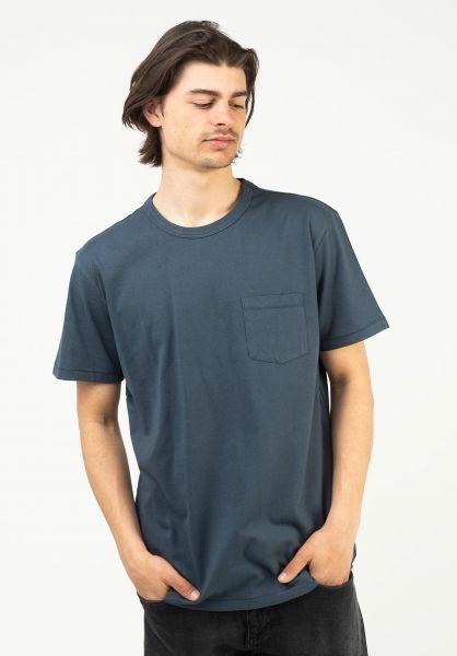 Globe T-Shirts Every Damn Day midnight vorderansicht 0323548