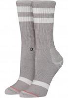 Stance Socken Classic Uncommon grey Vorderansicht