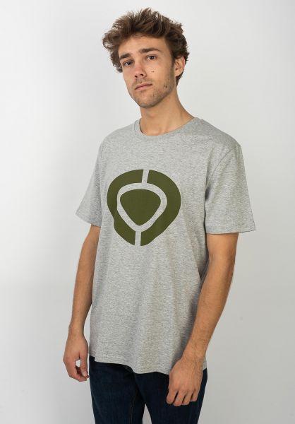 C1RCA T-Shirts Icon athleticgrey vorderansicht 0399759