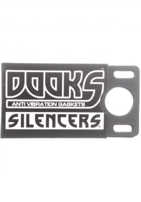 "Dooks 1/16"" Universal Silencers"