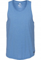 Element Tank-Tops Basic niagaraheather Vorderansicht