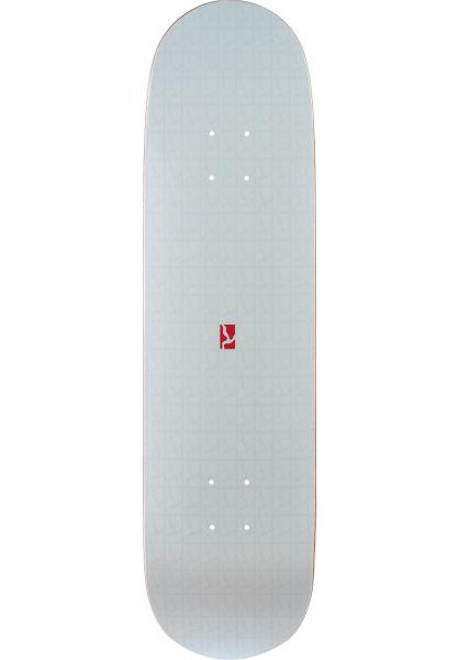 Poetic Collective Skateboard Decks Surface Symbol white vorderansicht 0262128