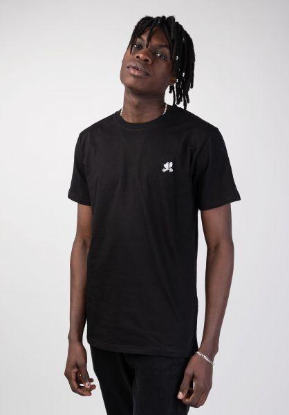 Dedicated T-Shirts Stockholm ET BMX black vorderansicht 0320247
