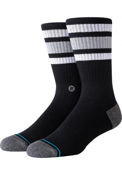 Stance Socken Boyd ST black vorderansicht 0632019