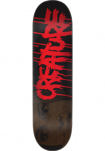 Creature Skateboard Decks Blood large Vorderansicht