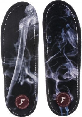 Footprint Insoles Kingfoam Orthotics Smoke