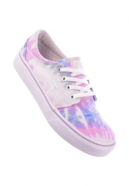 DC Shoes Alle Schuhe Trase TX SE blue-pink vorderansicht 0612183