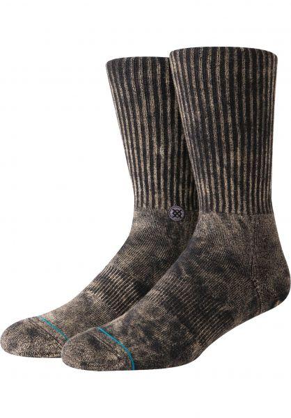 Stance Socken OG 2 black Vorderansicht