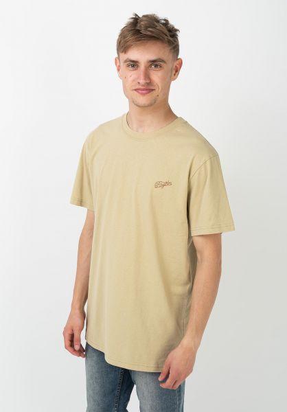 Rhythm T-Shirts Script dust vorderansicht 0322037
