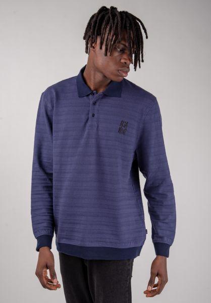 Altamont Polo-Shirts Lay L darkblue vorderansicht 0138389
