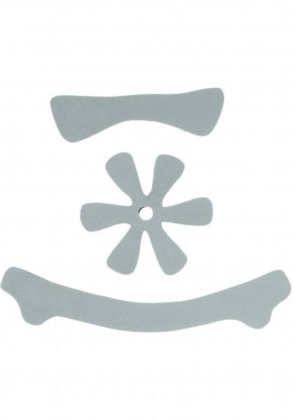 TSG Diverse Schoner Meta Helmet Pad Kit DC cementgrey Vorderansicht