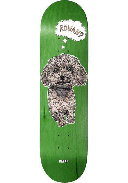Baker Skateboard Decks Zorilla Animals assorted vorderansicht 0262642