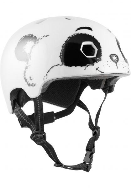 TSG Helme Meta Graphic Design panda vorderansicht 0750124