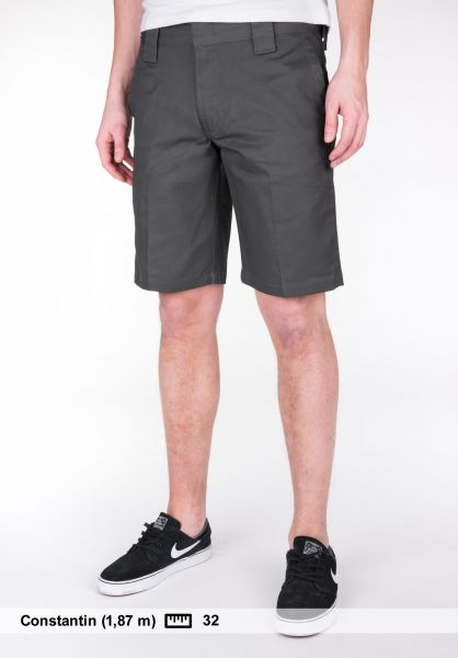 Dickies Shorts CT873S Short charcoal Vorderansicht