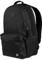 Nike SB Rucksäcke Icon Backpack black-black-white Vorderansicht