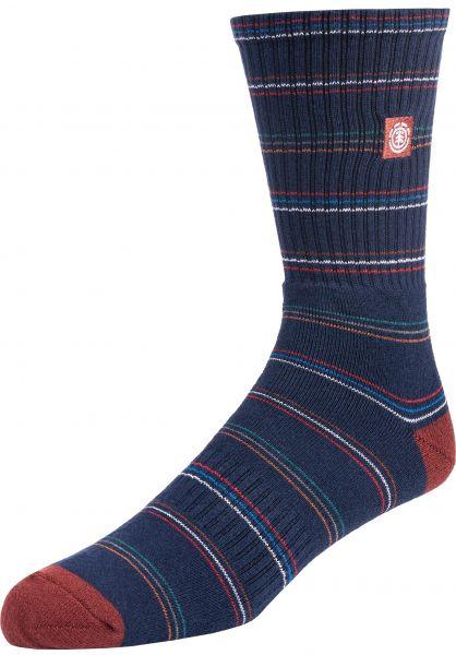 Element Socken Resplend insigniablue vorderansicht 0632135
