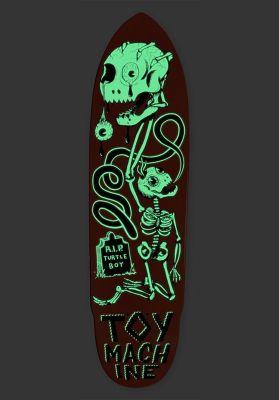 Toy-Machine RIP Turtle Boy Glow in the Dark