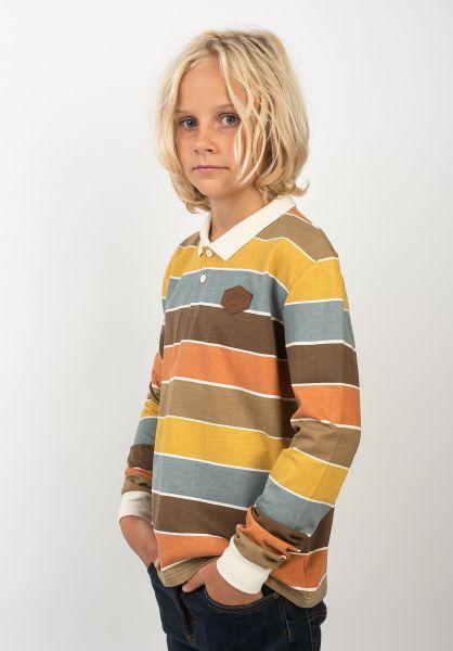TITUS Longsleeves Arnein Kids namik-allover-print vorderansicht 0383075