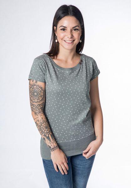 alife and kickin T-Shirts Coco forrest-aop vorderansicht 0320754