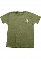 Habitat-T-Shirts-Rising-Tides-greenmottled-Vorderansicht