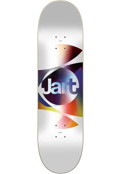 JART Skateboard Decks Wallpaper white-purple vorderansicht 0263558