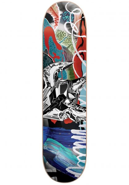 Darkstar Skateboard Decks Mixed Media multicolored Vorderansicht