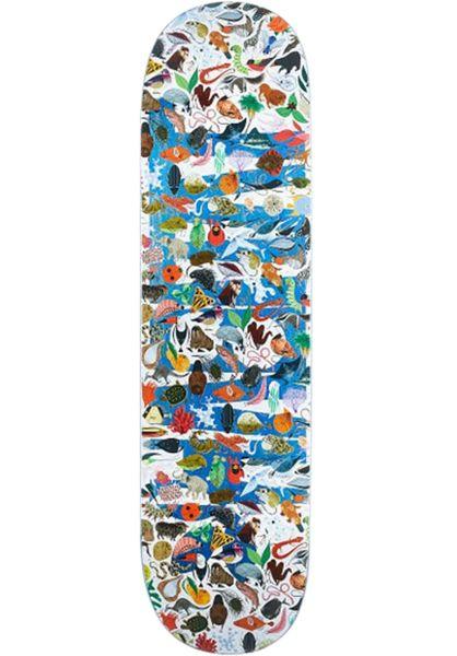 Habitat Skateboard Decks Harper Tree Of Life multicolored vorderansicht 0226235