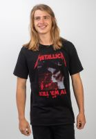 amplified-t-shirts-metallica-kill-em-all-black-vorderansicht-0398432