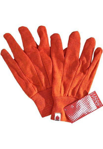 Darkroom Handschuhe Crisis safetyorange vorderansicht 0217002