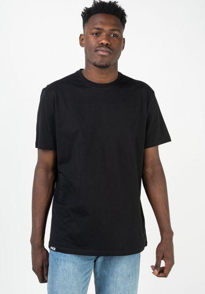 AEVOR T-Shirts Base Tee black vorderansicht 0322328