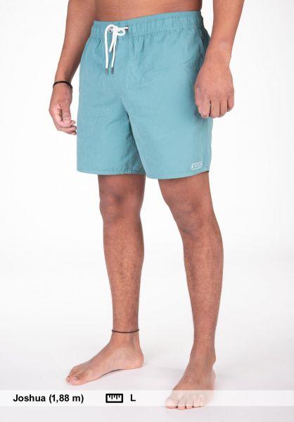 RVCA Beachwear Gerrard Elastic cascadeblue vorderansicht 0205286