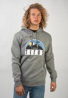 titus-hoodies-explorer-greymottled-vorderansicht-0444849