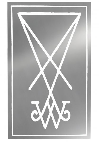 Welcome Symbol 45 Sticker