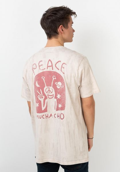 Volcom T-Shirts Muchacho sandstone vorderansicht 0321561