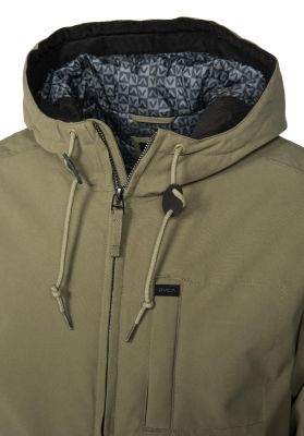 RVCA Hooded Bomber