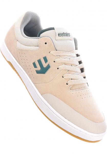 etnies Alle Schuhe Marana x Michelin white-green vorderansicht 0604316