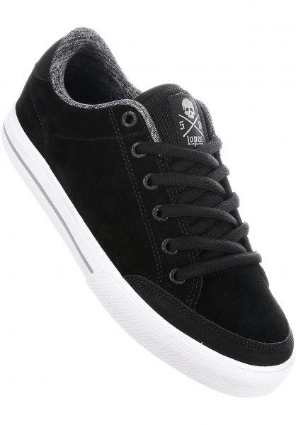 C1RCA Alle Schuhe Lopez 50 black-paloma-white Vorderansicht