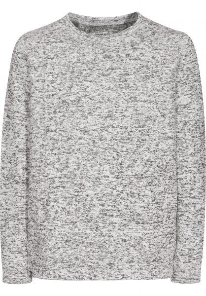 Rules Sweatshirts und Pullover Warmish Crew black-whitemottled Vorderansicht