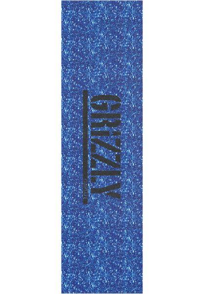 Grizzly Griptape Glitter blue vorderansicht 0142147