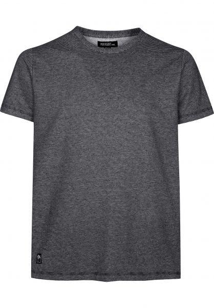 Mahagony T-Shirts Sweet black Vorderansicht