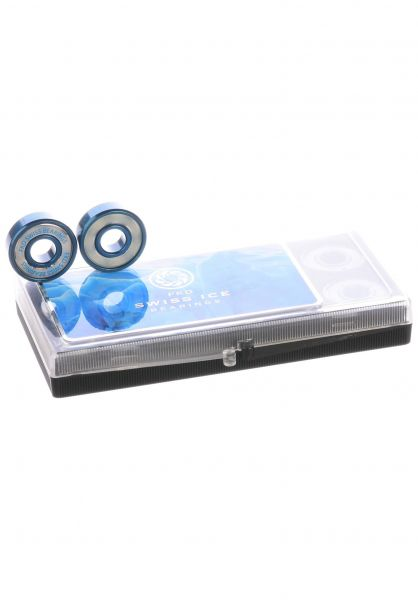 FKD Kugellager Swiss Ice blue vorderansicht 0180373